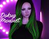 Melina's Black/Green