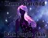 Dark Purple Skin