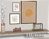 H. Modern Decor Shelf