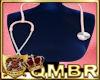 QMBR Stethoscope Pink