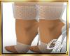CH- Teni White Shoes