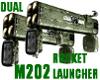 M202 Dual RocketLauncher