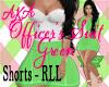 AKA Suit Shorts - Green