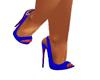 Blue Strap Stiletto