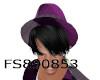 TEF RESORT HAT HAIR