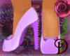 [D] Spiked Heels Purple
