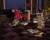 O.P: reading books