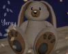 Y. Baby Bunny Plushie