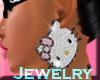 HelloKitty Earrings V3