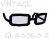 [S9] Vintage Glasses 2