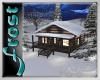 (W) Frost Cabin Deco