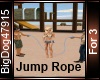 [BD] Jump Rope for 3