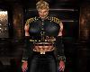 top Black Gold Armour
