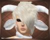 White Latex Cow Ears