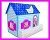 Frozen Twins Playhouse