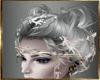 Haloween mummy hair