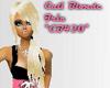 Cali blonde Iria