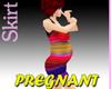 Rainbow Pregnant Mini