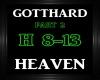 Gotthard~Heaven Pt 2