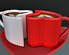 Heart Coffee Mugs