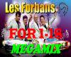 *R Les Forbans MegaMix