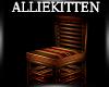 (AK)Tuscan stool