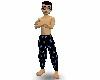 hatchetman ninja pants
