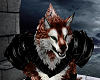 brown lycan spaulders