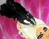 Feather Headdress Black