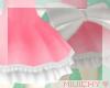 |Pink Dress| Skirt
