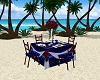 Beach Wedding Gust Table