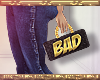 C|Bad Gold Purse RIGHT