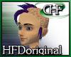 HFD Punkchick Fumespurpl