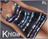 K Tecno  dress RL