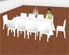 XMas Dinner Table/12P