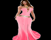 Pink Gown Dresse