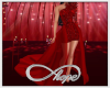 Masquerade Gown Red