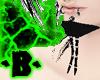 -B- Braided beard