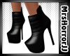 PVC Platform Heels S