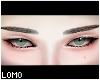 LM:Black Asian Eyebrows