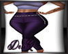 DesiQ Purple Leather RLS