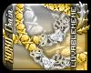[I<3U|XOXO|NeckL}gold