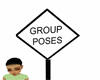 (SL)Group Poses Sign