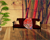 Bamboo Loft  3P Couch