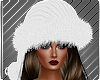 Snow Fall White Hat