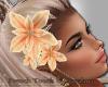"""""""SAV"""" ADINA HAIR FLOWER"""