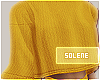 a MESHKI Honey Sweater