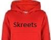 Red Skreets Hoodie