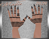 !a Slash Rock Me Gloves