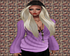 ~Boss~ Lilac Wrap Cardi